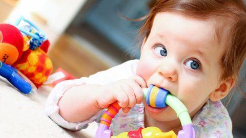 Анализ крови ребенка соэ 24