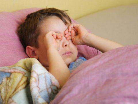 Общий анализ крови ребенка 4 года норма
