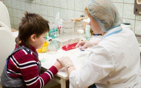 Анализы крови у детей расшифровка и нормальные показатели