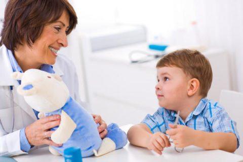 Общий белок у ребенка 5 лет