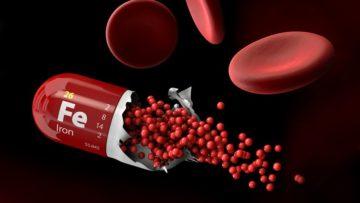 Как обозначается железо в биохимическом анализе крови